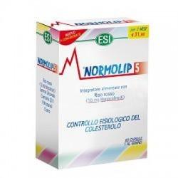 Esi - Normolip 5 60 Capsule - 923811739