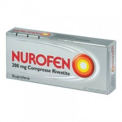 Nurofen - Nurofen 12 compresse Riv 200mg - 025634015