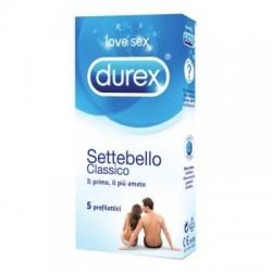 Durex - Profilattico Durex Settebello Classico - 912472040