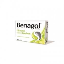 Reckitt Benckiser - Benagol 16 pastiglie Limone Senza zucchero - 016242214
