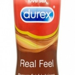 Durex - Gel Lubrificante Durex New Gel Real Feel 50 Ml - 926230879