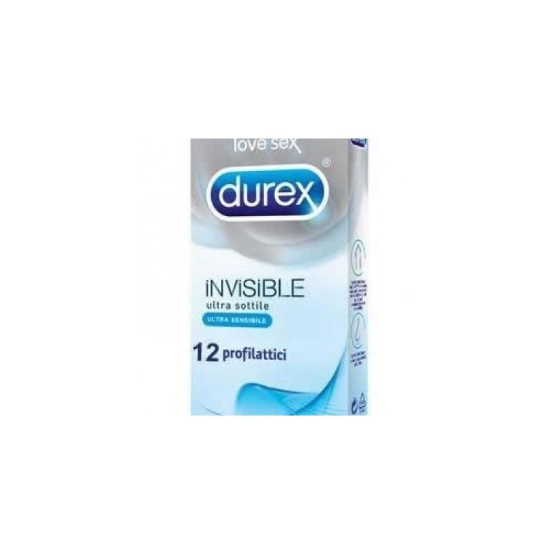 Invisible - preservativi durex
