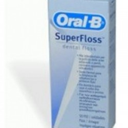 Oral B - Oral-b Superfloss 50 fili - 908754841