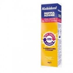Kukident - Adesivo Per Protesi Dentaria Kukident Doppia Azione 60g 1 Pezzo - 922405701