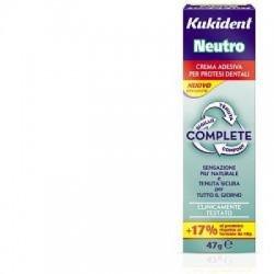 Kukident - Crema Adesiva Per Protesi Dentali Kukident Neutro Complete 47g - 922199676