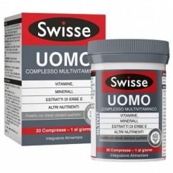Swisse - Swisse Multivitaminico Uomo 30 Compresse - 970419990