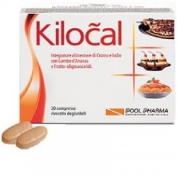 Pool Pharma - Kilocal integratore alimentare 20 Compresse - 906618994