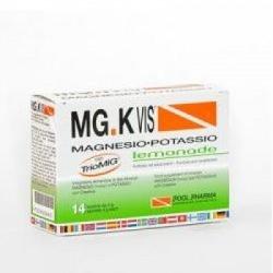 Pool Pharma - Mgk Vis Magnesio Potassio gusto Lemonade 14 Bustine - 930850882
