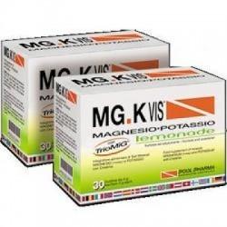 Pool Pharma - Mgk Vis Lemonade 30 Bustine magnesio potassio integratore alimentare - 930850894