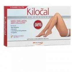 Kilocal - Kilocal Rimodella Siero Urto Anticellulite 10 Fiale 10 Ml - 932501594