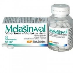 Pool Pharma - Melasin Val 1 Mg 30 Compresse 220 Mg - 933541892