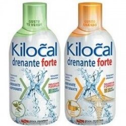 Kilocal - Kilocal Drenante Forte The Verde 500 Ml - 934019340