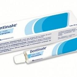 Montefarmaco - Dentinale Pasta Gengivale 25g - 008891018