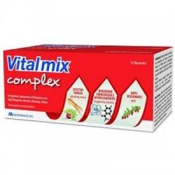 Montefarmaco - VitalMix Complex Integratore Alimentare 12 Flaconcini - 909448185