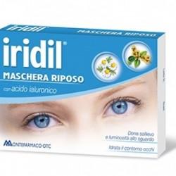 Montefarmaco Spa - Iridil Maschera Riposo Occhi - 901890689
