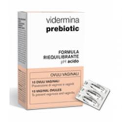 Vidermina - Vidermina Prebiotic Ovuli Vaginali 10 Pezzi - 935669489