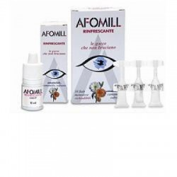 Afomill - Gocce Oculari Afomill Rinfrescante Gocce 10 Ml - 904075898