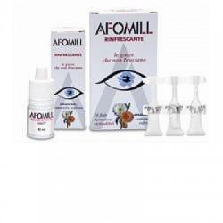 Montefarmaco - Gocce Oculari Afomill Rinfrescante 10 Fiale Monodose 0,5 Ml - 904914710