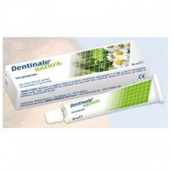 Montefarmaco Spa - Dentinale Natura Gel Gengivale 20 Ml - 938061379