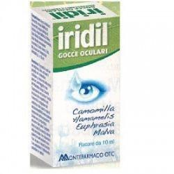 Montefarmaco Spa - Gocce Oculari Iridil 10 Ml - 931468021