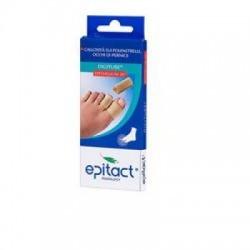 Epitact - Protezione In Gel Di Silicone Epithelium 26 Per Callosita' Sui Polpastrelli Taglia Small - 912294509