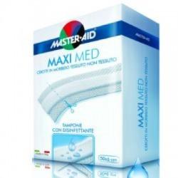 Master Aid - Cerotto Master-aid Maximed Strisce Tagliate 50x6 - 908674171