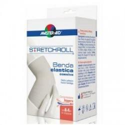 Master Aid - Benda Elastica Autobloccante Master-aid Stretchroll 6x4 - 909089839