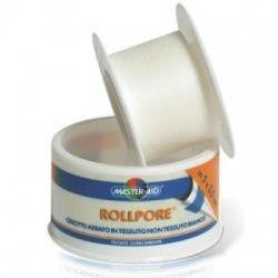 Master Aid - Cerotto In Rocchetto Master-aid Rollpore Tessuto Non Tessuto 5x1,25 - 908677899