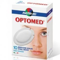 Pietrasanta pharma s.p.a - Garza Oculare Medicata Master-aid Optomed Super 5 Pezzi - 902632443
