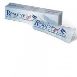 - Resolve Cicatrici Gel Silicone 15 G - 903339998
