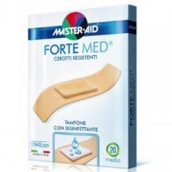 Master Aid - Cerotto Master-aid Forte Med Medio 20 Pezzi - 900495110