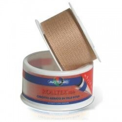Master Aid - Cerotto In Rocchetto Master-aid Rolltex Skin 5x2,5 - 908792221