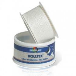 Master Aid - Cerotto In Rocchetto Master-aid Rolltex Tela 5x2,5 - 908677875