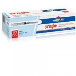 Master Aid - Siringa Per Venipuntura Master-aid 5 Ml Gauge 23 10 Pezzi - 930378664