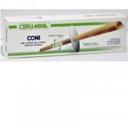 Pietrasanta pharma s.p.a - Coni Per La Pulizia Delle Orecchie Cerumina 2 Pezzi - 902226570