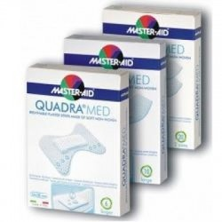 Master Aid - Cerotto Master-aid Quadra Dermoattivo Extra 20 Pezzi - 901038947