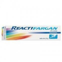 Johnson & Johnson - Reactifargan Crema 20 g 2% - 002516060