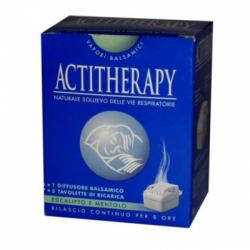 Johnson & Johnson - Acti Therapy Diffusore Balsamico 5 ricariche - 904591524