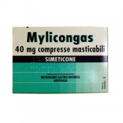 Johnson & Johnson - Mylicongas 50 compresse Masticabili 40mg - 038140012
