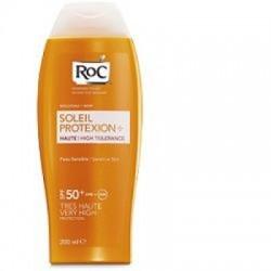 Roc - Roc Solari Sp+ Latte Corpo Idratante Pelli Sensibili Spf50+ 200 Ml - 922853041