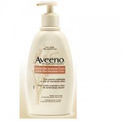 Aveeno - Aveeno Quotidiano Pelle normale Crema-olio Idratante Corpo 300 Ml - 920046568