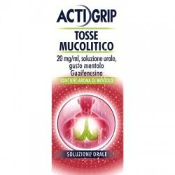 Johnson & Johnson - Actigrip Tosse Mucol Fl150ml - 041772017