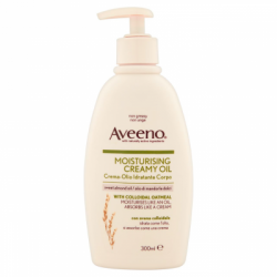 Aveeno - Aveeno Quotidiano Pn Crema-olio Idratante Corpo 300 Ml - 925326744