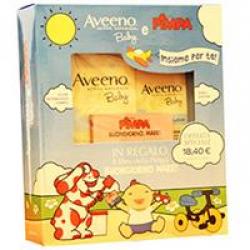 Aveeno - Aveeno Cofanetto Pimpa Fluid + Baby Lotion - 926311996
