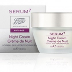 Boots Laboratories - Serum 7 Night Crema Normale Skin 50 Ml - 920796745