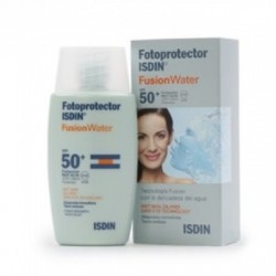 Isdin - Fusion Water 50+ Fotoprotector 50 Ml - 935128761