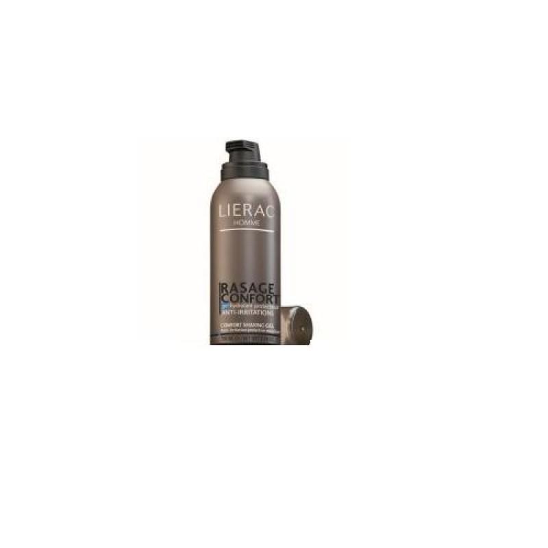 Lierac - Lierac Homme Rasage Confort Gel Idratante Protettivo Antirritazioni 150 Ml - 922554035