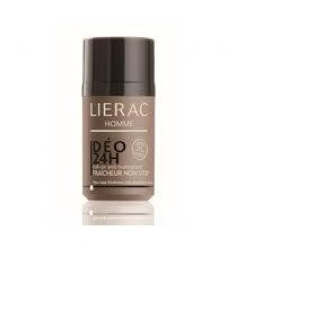 Lierac Homme Deo 24h Roll On Antitraspirante Freschezza Non Stop 50 Ml
