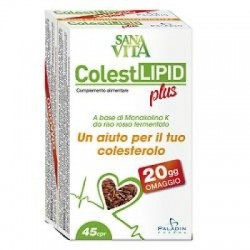 Sanavita - Sanavita Colestlipid Plus 45 Compresse - 925539254