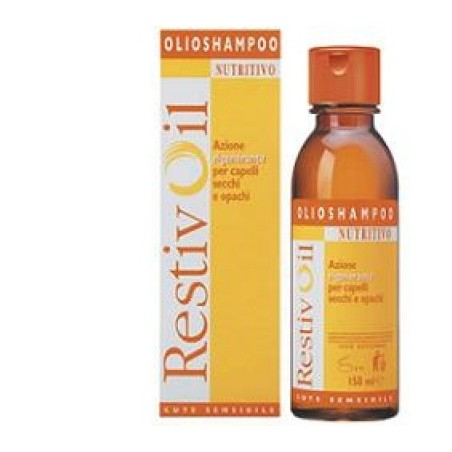 Restivoil Olioshampoo Nutriente 250 Ml
